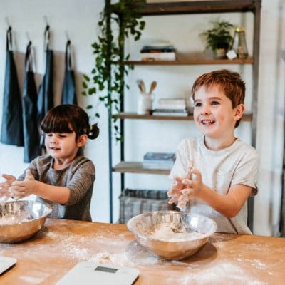 Kids in the Kitchen 12+ years